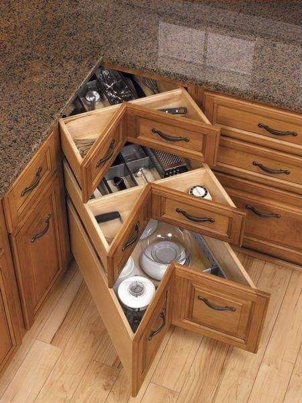 Кухонный шкаф своими руками (53 фото как сделать шкафчики на кухню)